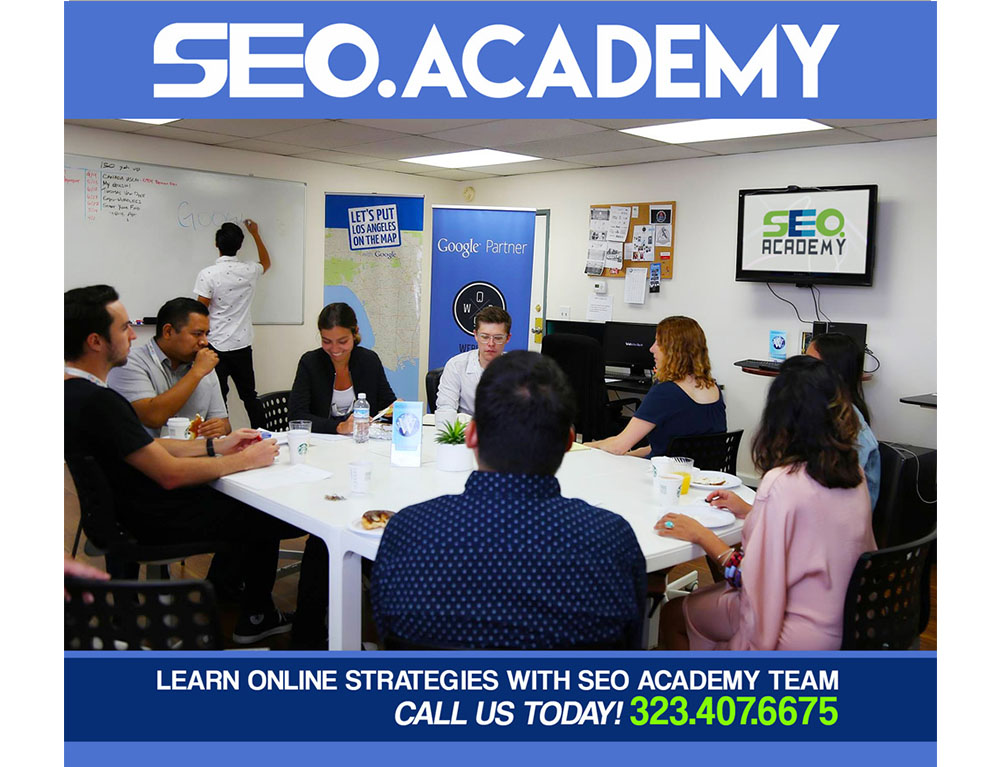 the SEO Academy