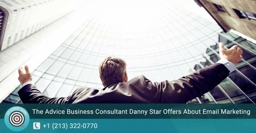 Business Consultant Danny Star