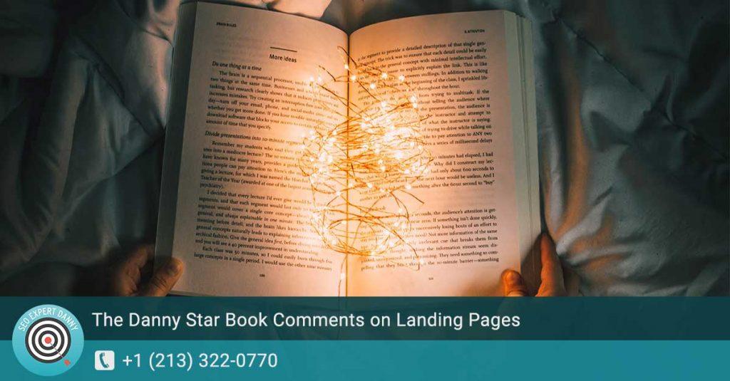 Danny Star Book